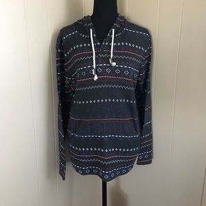 Hurley Hoodie with Pockets Size Medium